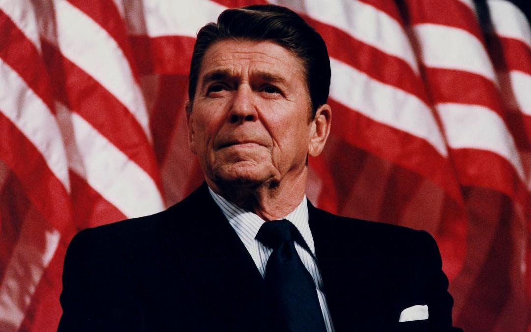 Lições de negociação de Ronald Reagan
