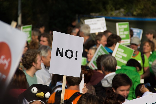 Gestão de Conflitos e Habilidades de Negociação ao lidar com um público irritado