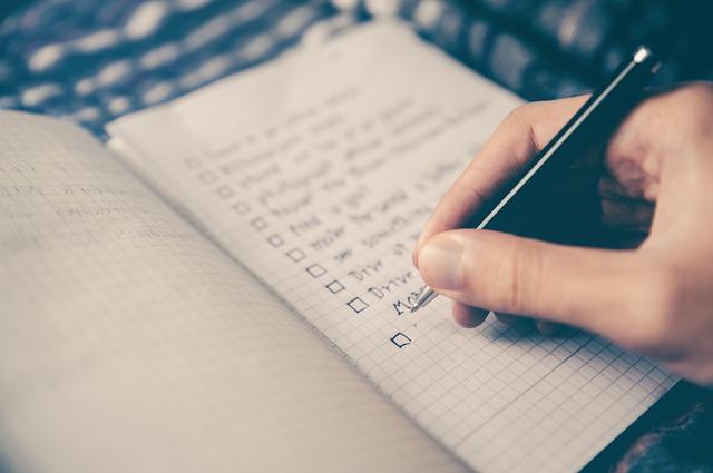 3 dicas incríveis de como o líder pode organizar a sua lista de tarefas
