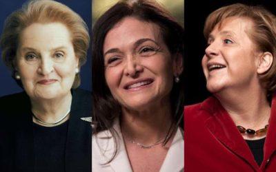 Grandes líderes mulheres sabem negociar